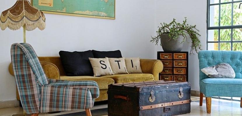 Qué hacer con los muebles viejos